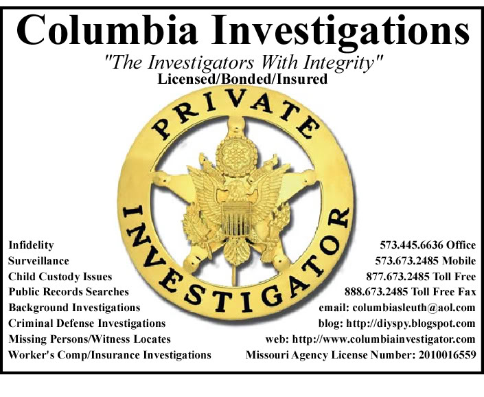 Columbia Investigations